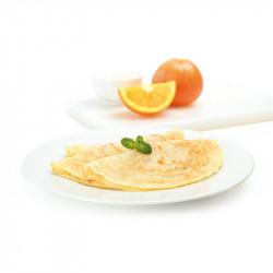Crêpe Orange