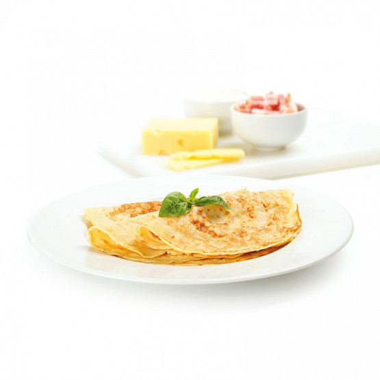 Crêpe Bacon - Fromage