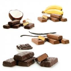 Assortiment Barres Chocolat