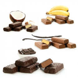 Assortiment Barres du Chocolat
