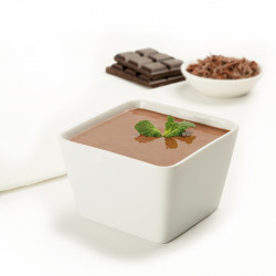 Sérovance entremets Chocolat