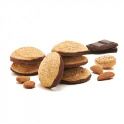 Palets Frolini Amandes socle Chocolat