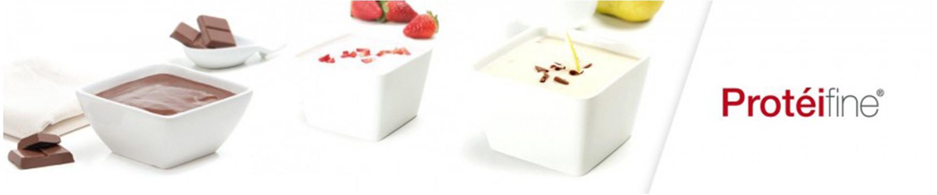 Crèmes Dessert Protéifine